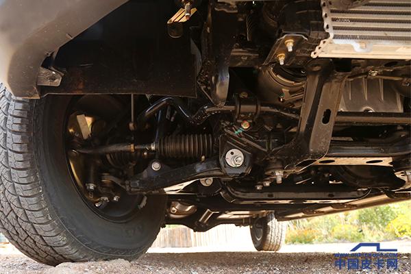 独家首发|高端皮卡的蜕变  路试新域虎汽油6AT版