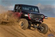 Jeep角斗士考较越野实力 雷神之锤顺利完赛