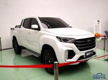 骐铃T15将亮相上海车展 搭载2.5T柴油发动机