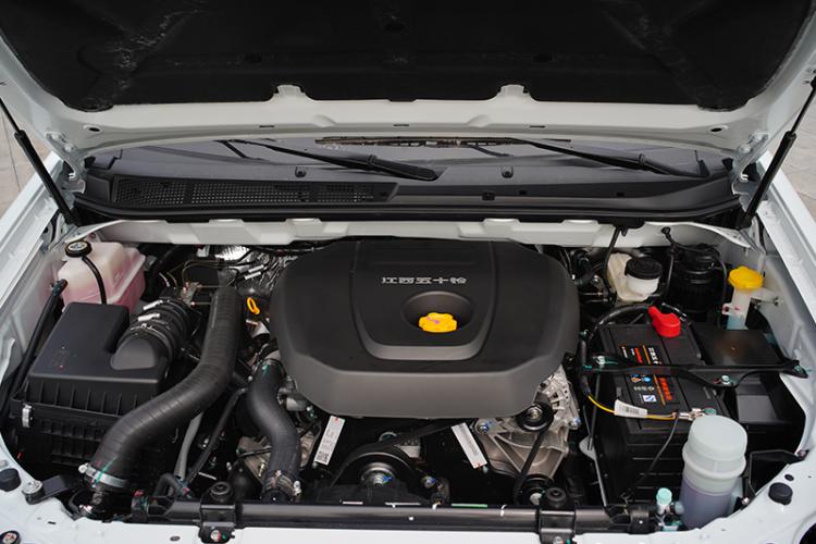 国六汽柴油兼备 瑞迈S将于10月中旬上市