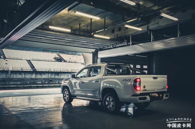 柴油国六的上汽MAXUS T60终于要来了 售价仅9.98万元