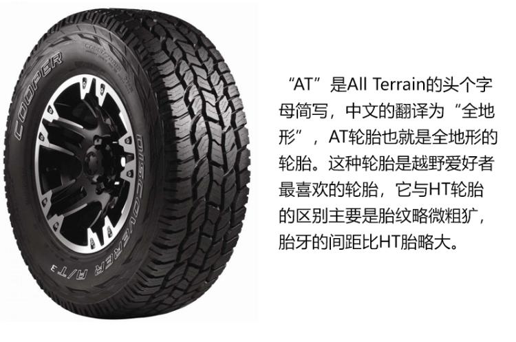 你买皮卡忽视的地方(2) 皮卡都用哪些轮胎品牌