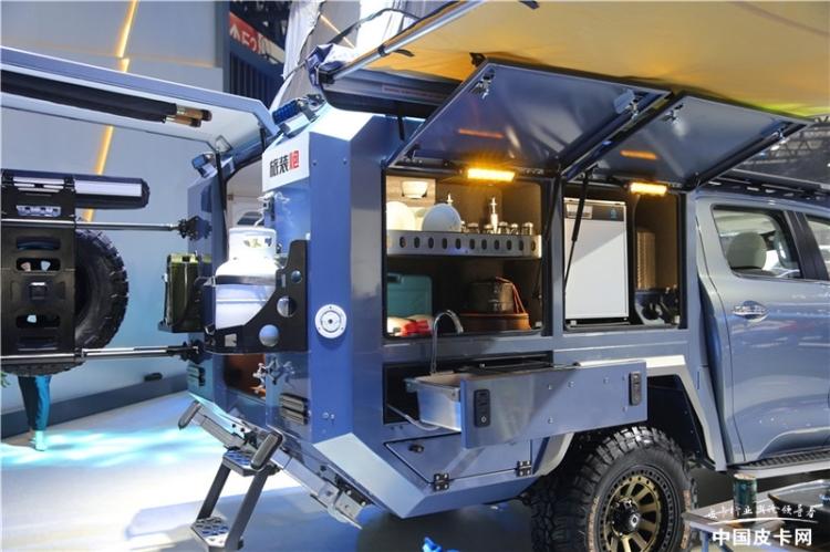 2020北京车展:长城电装炮售价公布 黑弹、野装炮、旅装炮亮相